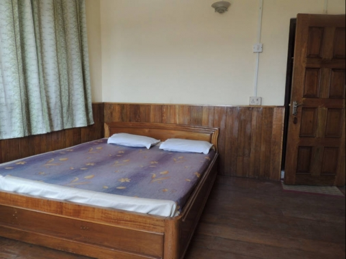Book Non-AC Double Bed Room at Hotel Melody, Sikkim